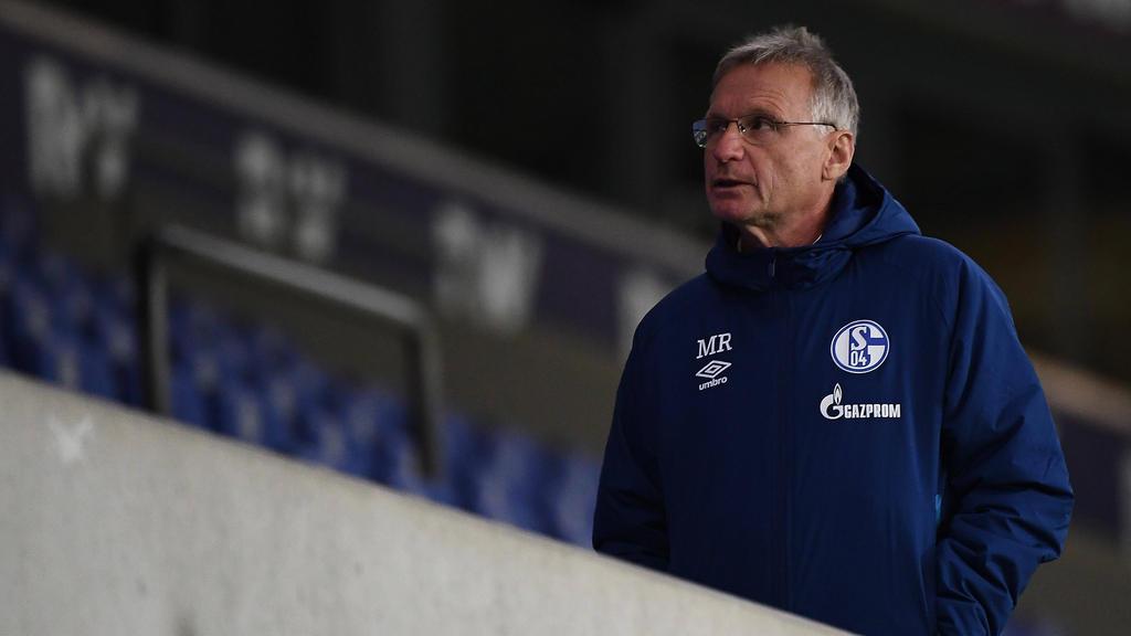 Michael Reschke erklärte die Vertragsauflösung beim FC Schalke 04