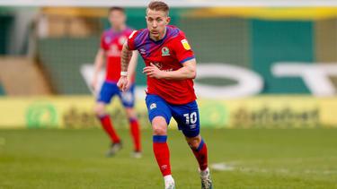 Einst beim FC Schalke, nun in Blackburn: Lewis Holtby
