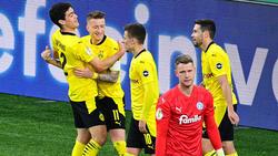 Der BVB steht im Finale des DFB-Pokals