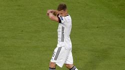 Joshua Kimmich hat die Versäumnisse des DFB-Team angesprochen