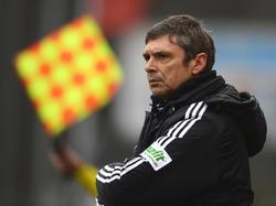 Chemnitz-Trainer Karsten Heine