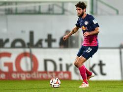 Niklas Hoheneder läuft in der kommenden Saison für Paderborn auf