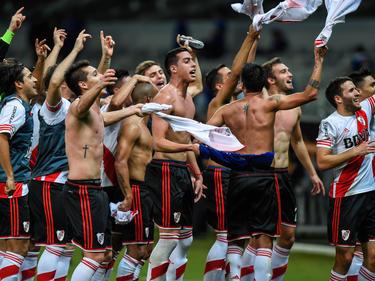 """River saltará al campo con el apoyo de 15.000 aficionados, """"el récord del Mundial de Clubes"""". (Foto: Imago)"""