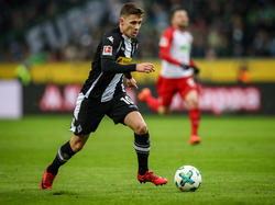 Thorgan Hazard will mit Borussia Mönchengladbach die Europa League erreichen