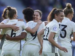 Die DFB-Juniorinnen stehen im EM-Finale