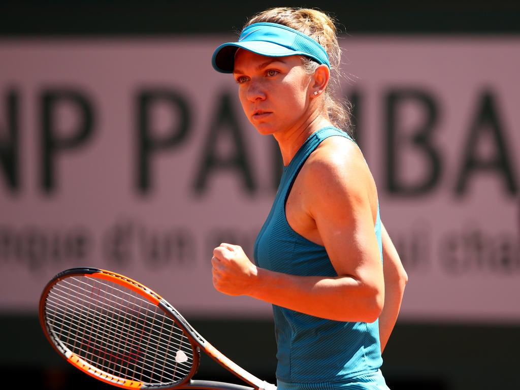 Simona Halep trifft im French-Open-Finale auf Sloane Stephens