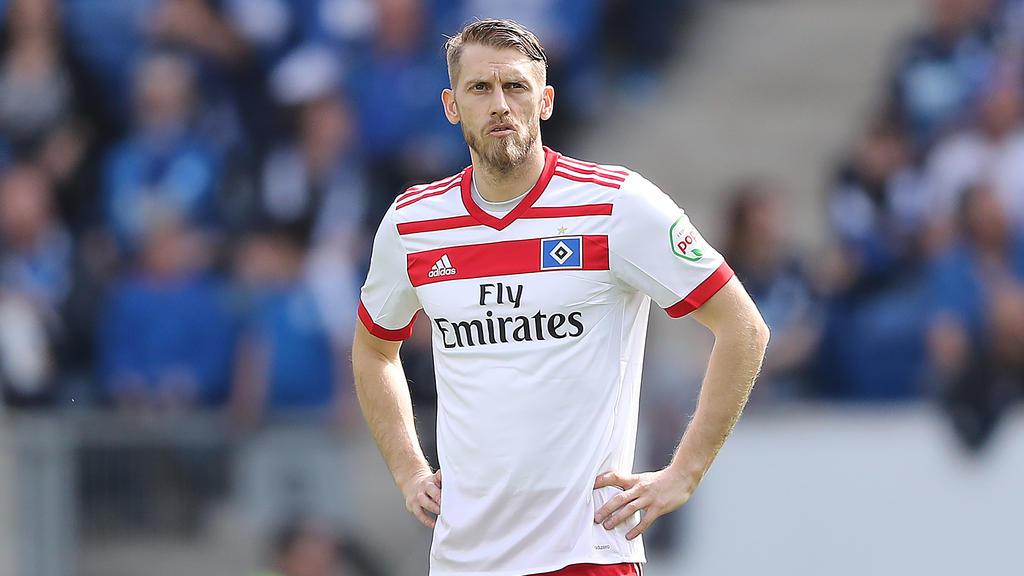 Aaron Hunt wird den HSV in der 2. Bundesliga aufs Feld führen