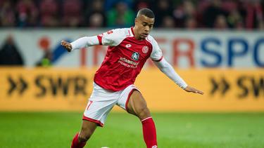 Robin Quaison erzielte den Ausgleich der Mainzer