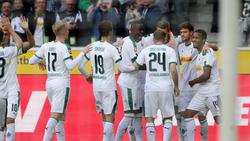 Borussia Mönchengladbach kann nach zwei Siegen und einem Remis zum Ligastart zufrieden sein