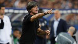 Joachim Löw wünscht sich einen versöhnlichen Jahresabschluss