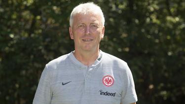 Armin Reutershahn bleibt bis 2021 bei Eintracht Frankfurt