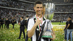 Cristiano Ronaldo schoss Juve zum Supercoppa-Sieg