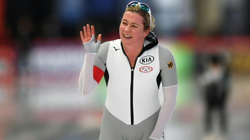 Claudia Pechstein landet zum WM-Abschluss auf Rang zwölf