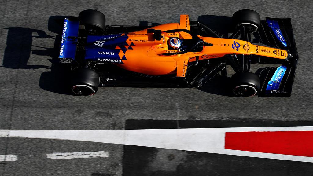 McLaren hat sich mit seinem Platz im Mittelfeld abgefunden