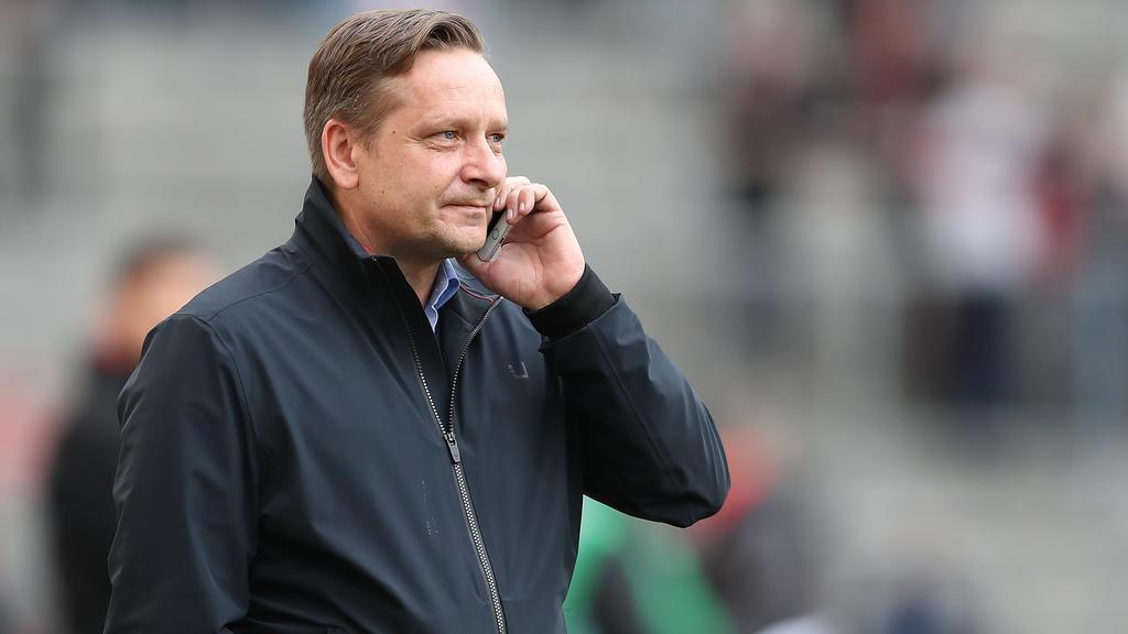 Horst Heldt ist nicht länger bei Hannover 96 beschäftigt