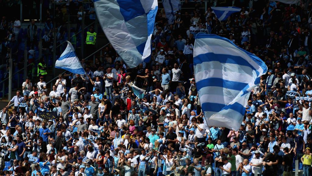 Berüchtigt: Die Fans von Lazio Rom