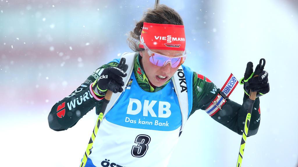 Laura Dahlmeier hat ihr Karriereende verkündet