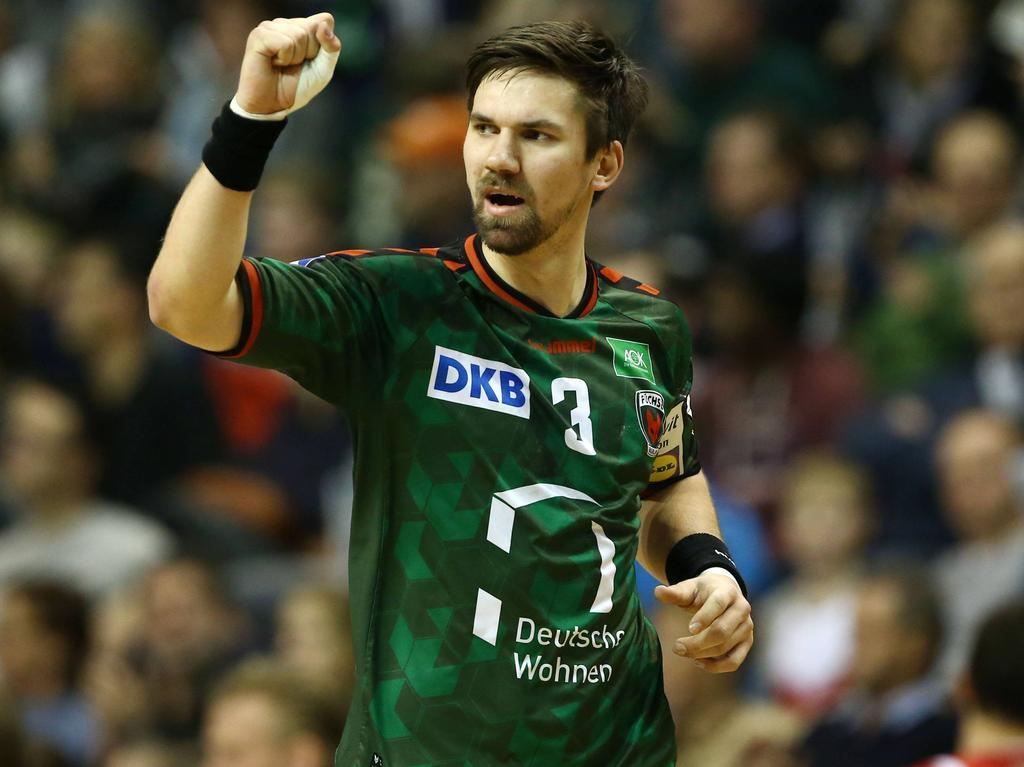 Fabian Wiede kommt bald auf den Platz zurück