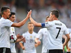 Alemania se mete en la gran final por la puerta grande. (Foto: Getty)