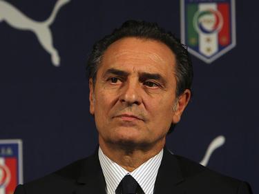 Cesare Prandelli en una imagen de archivo. (Foto: Getty)