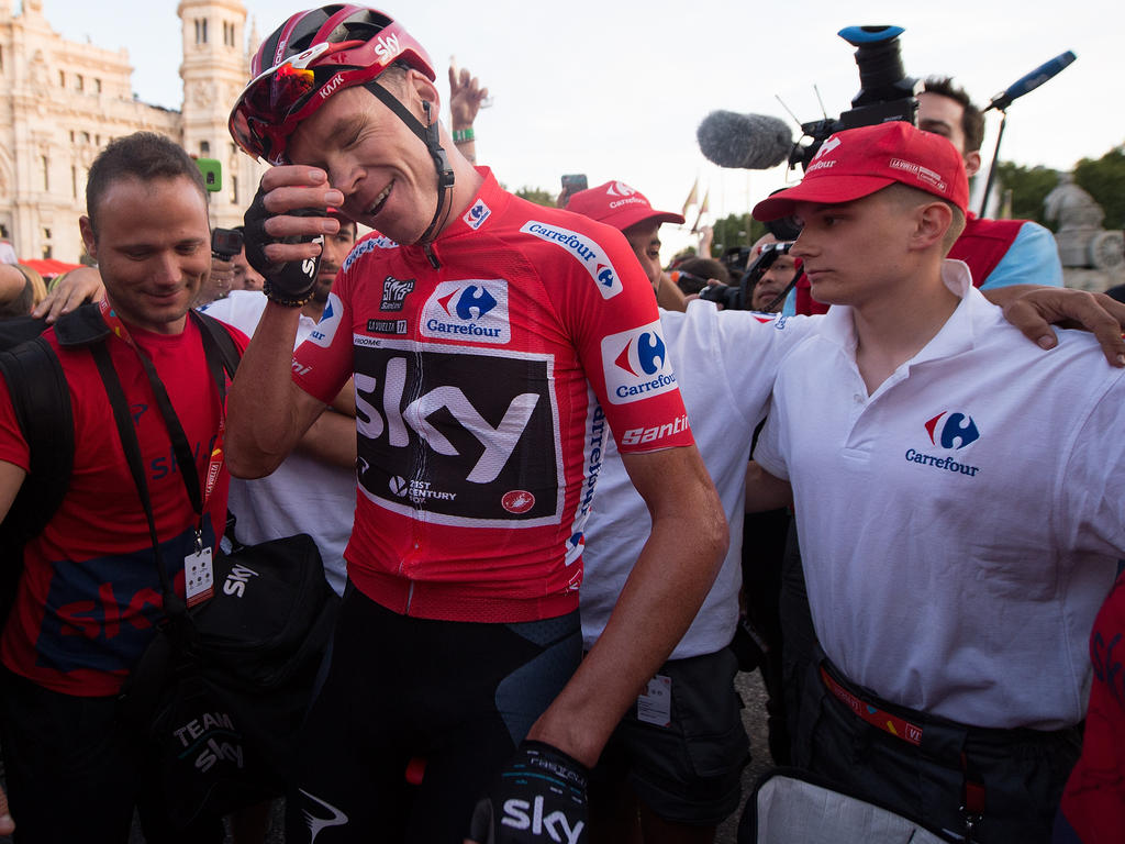 Der Fall Chris Froome wirft erneut einen Schatten auf den Radsport