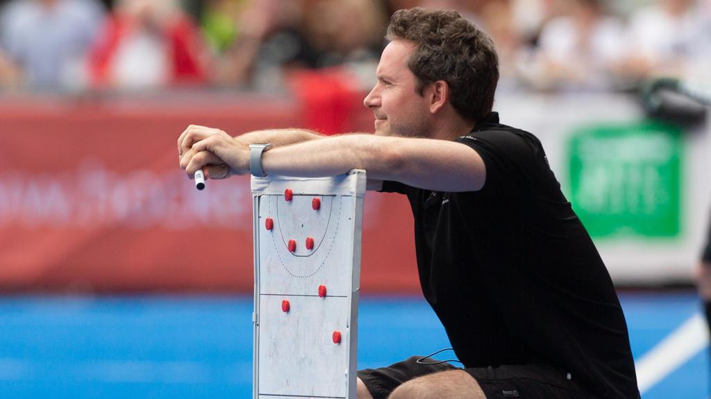 Stefan Kermas unterlag mit der Deutschen Nationalmannschaft
