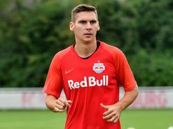 Wöber absolvierte sein erstes Spiel für den neuen Arbeitgeber