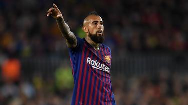 Arturo Vidal könnte den FC Barcelona schon bald verlassen