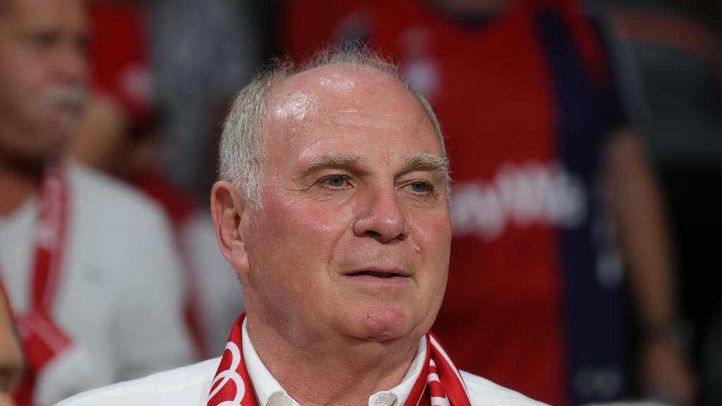 Behält den FC Bayern im Blick: Uli Hoeneß