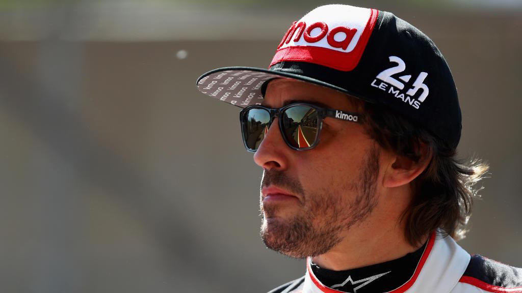 Fernando Alonso hat im WEC-Programm von Toyota viel von Buemi/Nakajima gelernt
