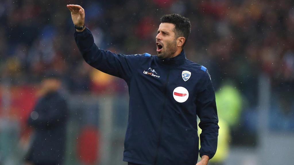 Fabio Grosso in Brescia entlassen