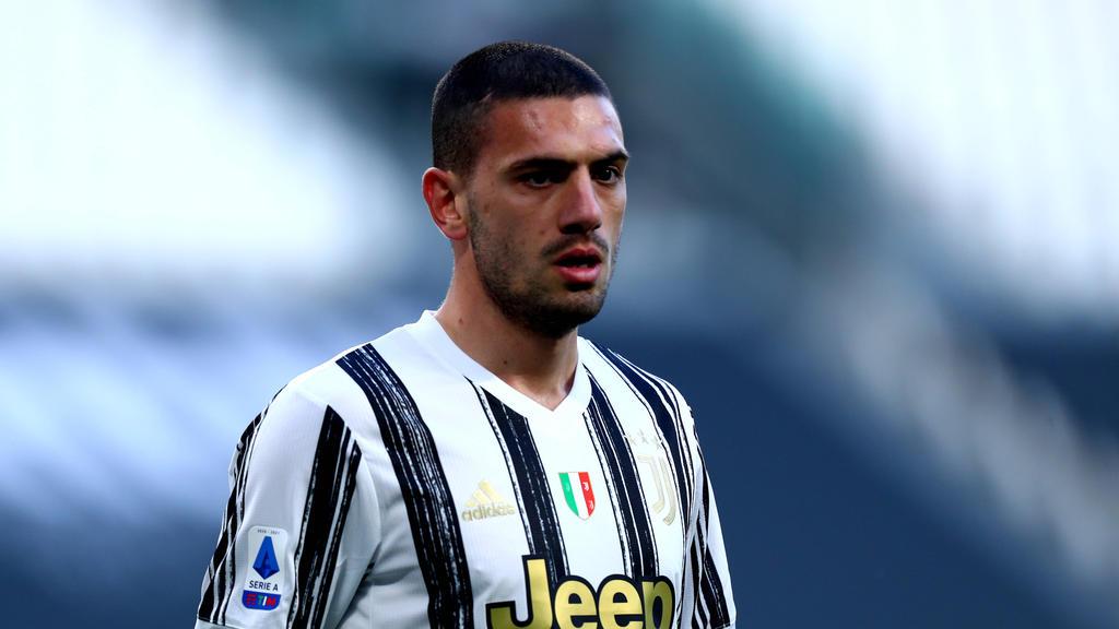 Merih Demiral von Juventus Turin steht wohl beim BVB auf dem Zettel