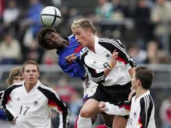 U18: Deutschland unterliegt Frankreich mit 0:1