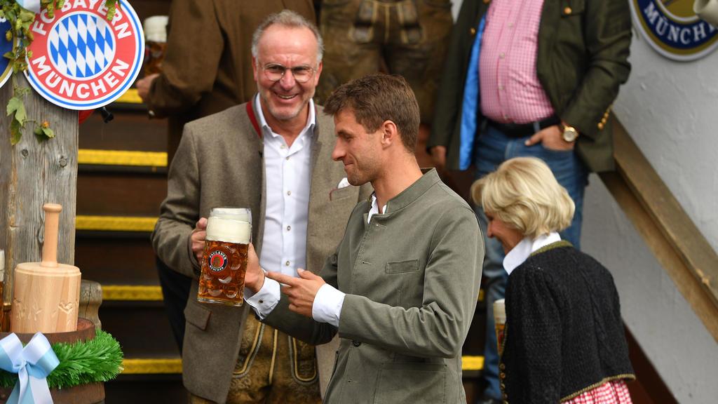 Verlässt Thomas Müller den FC Bayern?