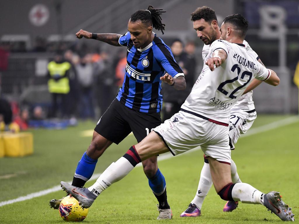 Lukaku erzielte zwei der vier Inter-Treffer