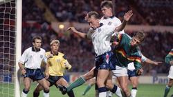 England - Germany 1991
