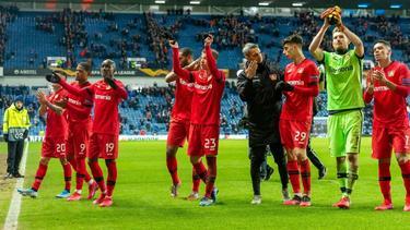 Auch die Profis von Bayer Leverkusen verzichten auf Teile des Gehalts
