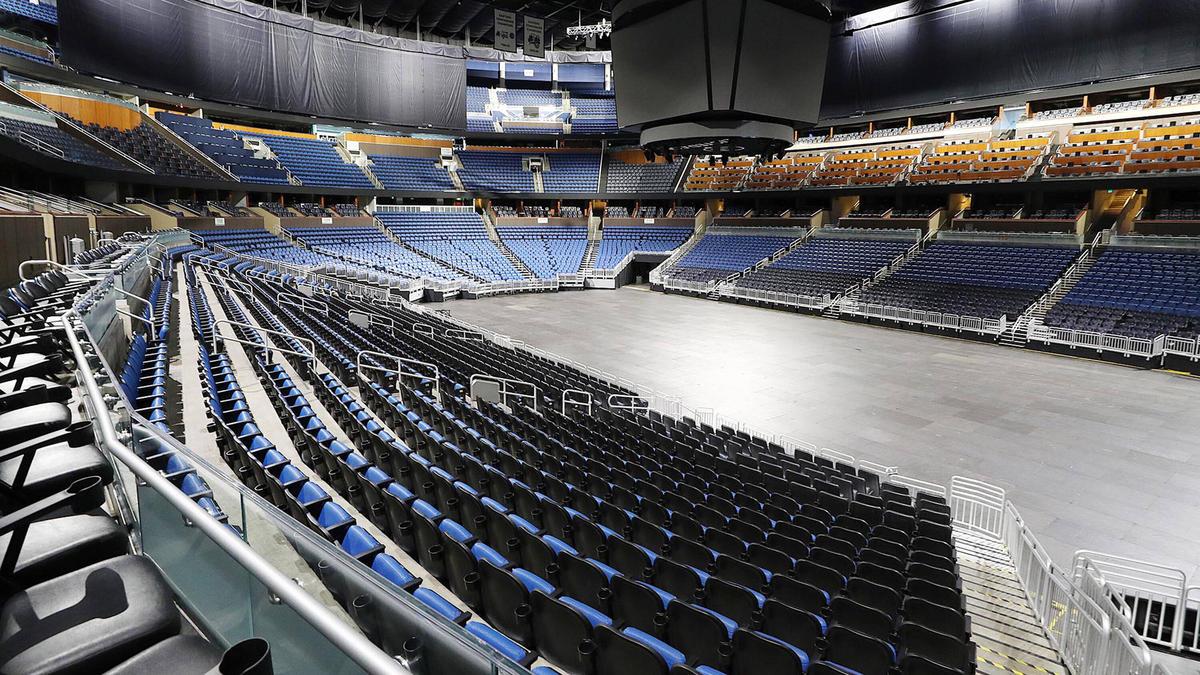 Auch die NBA beklagt leere Hallen