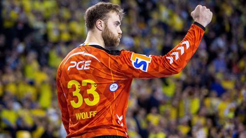 Andreas Wolff hat mit seinem Team die Meisterschaft gewonnen