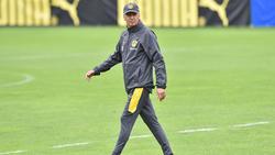 BVB-Trainer Lucien Favre wehrt sich gegen seine Kritiker