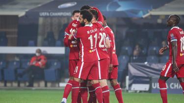 Der FC Liverpool zeigte sich in Torlaune