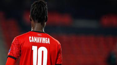 Eduardo Camavinga hat angeblich das Interesse des FC Bayern geweckt