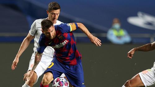 Messi und Lewandowski zusammen in der MLS?