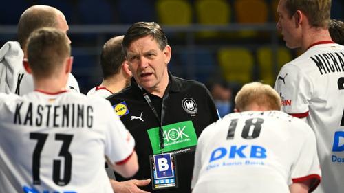 Die DHB-Handballer wollen Sieg im letzten Gruppenspiel