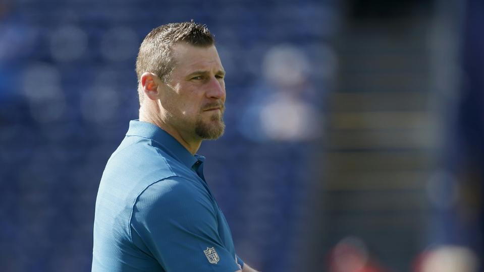Neuer Chefcoach der Detroit Lions: Dan Campbell