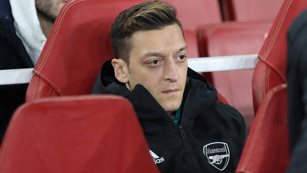 Mesut Özil könnte schon bald in der Türkei spielen