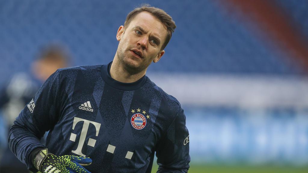 Manuel Neuer wurde beim FC Schalke ausgebildet