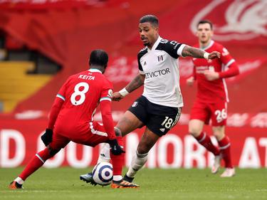 Lemina hizo el gol visitante en Anfield.