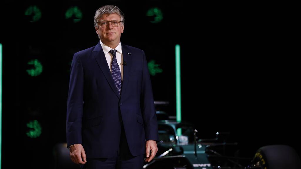 Otmar Szafnauer ist Teamchef beim neuen Aston-Martin-Werksteam