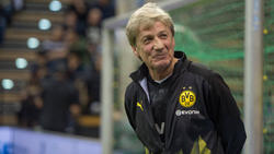 Frank Mill holte mit dem BVB den DFB-Pokal 1989